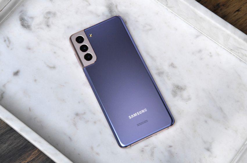 Samsung Galaxy S21: gaat de telefoon de hoge verwachtingen overtreffen?